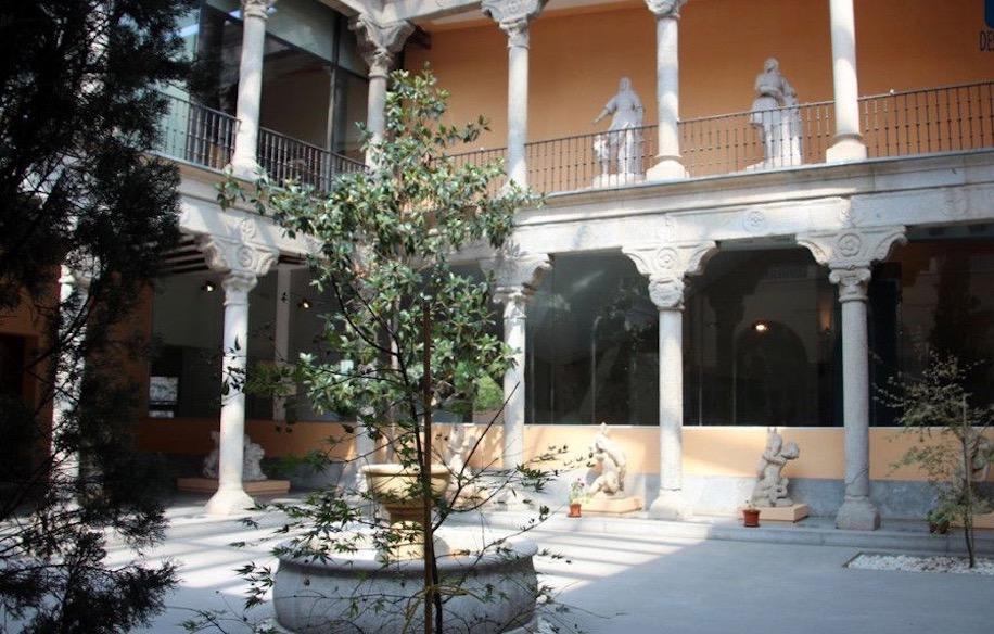 Patio Museo de San Isidro