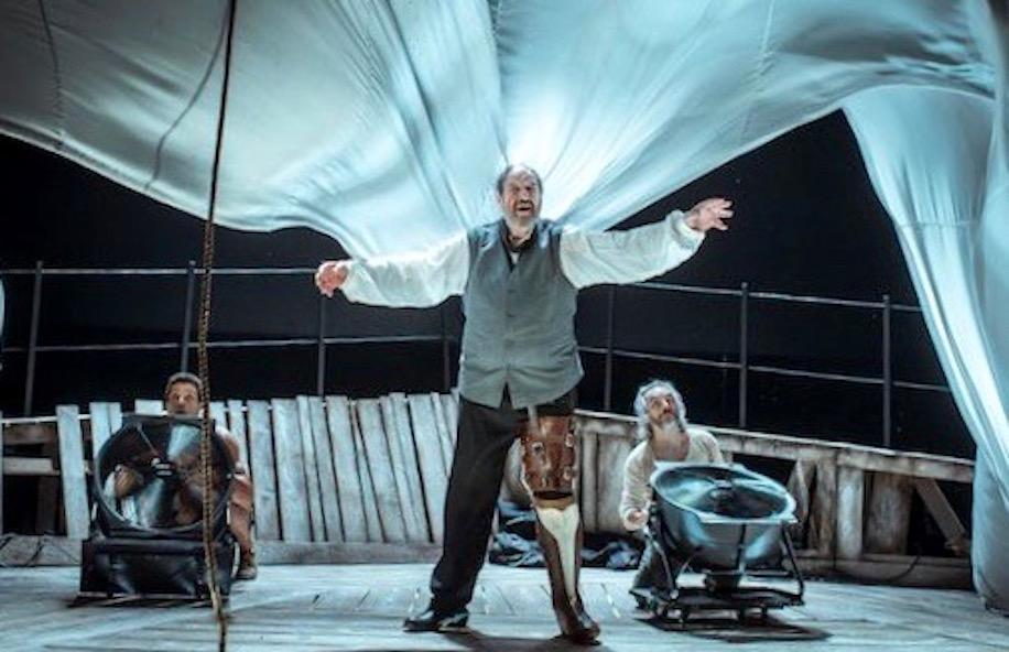 Moby Dick Teatro La Latina