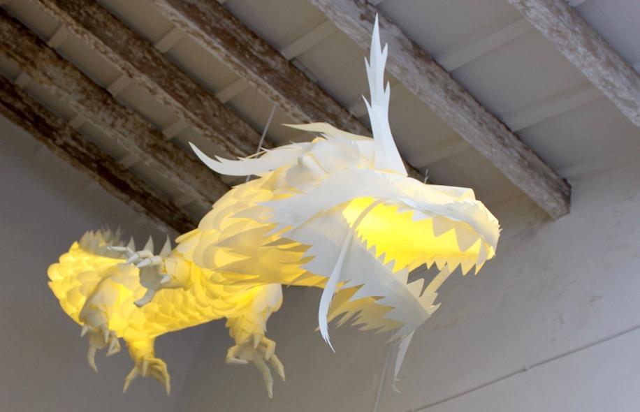 Kunaru dragón