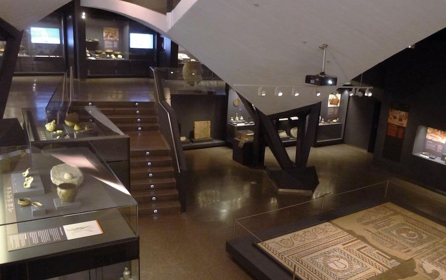 Sala Museo San Isidro