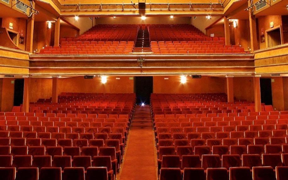 Patio de butacas Teatro de La Latina