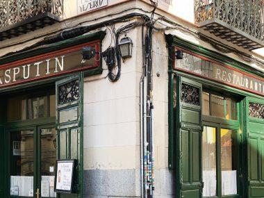 Restaurante Ruso Rasputin