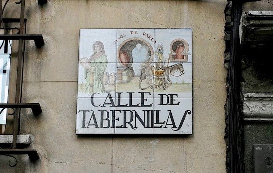 Calle de Tabernillas