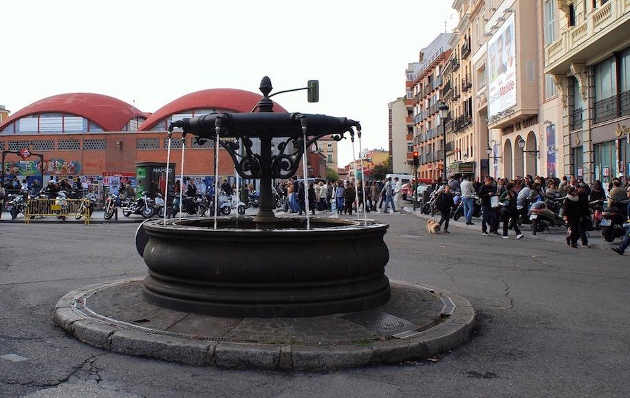 Plaza de La Cebada