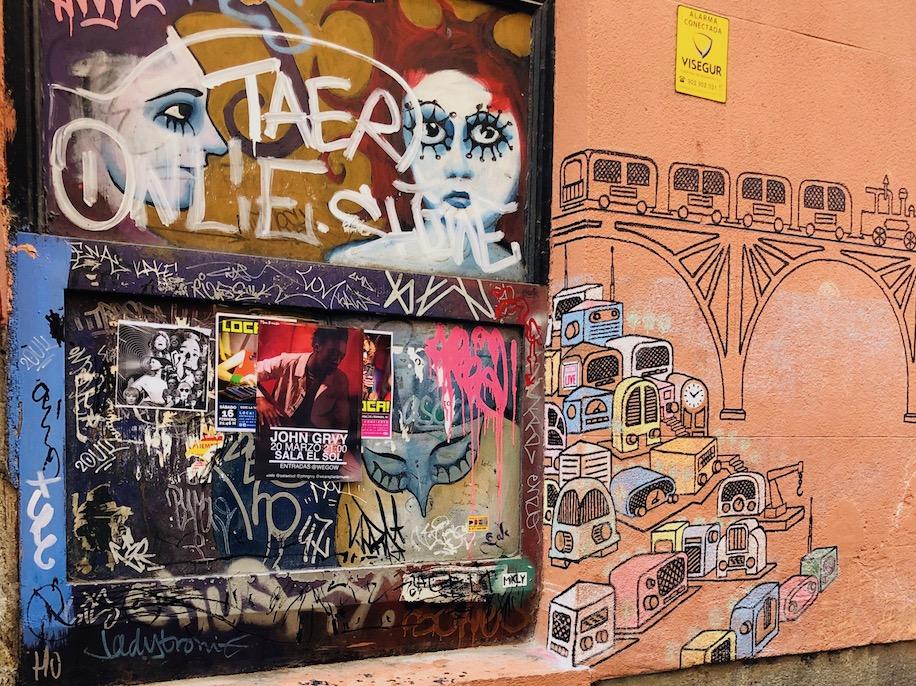 Artes Urbano La Latina