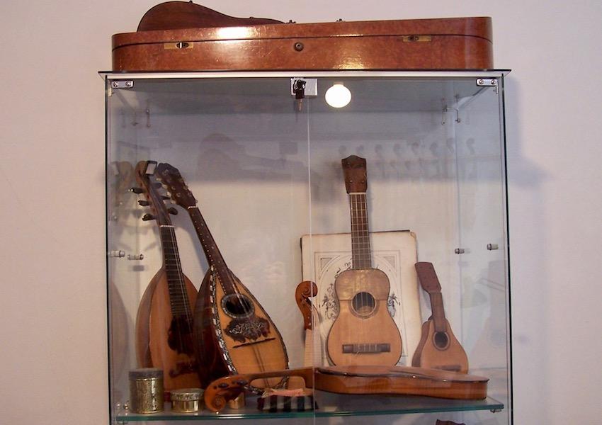 Luthier en La Latina