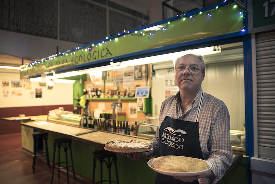 Degustaciones Mercado de La Cebada