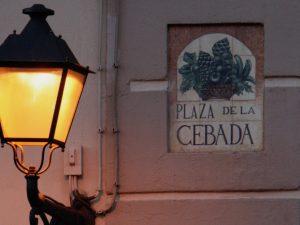 Ejecuciones Plaza de la Cebada
