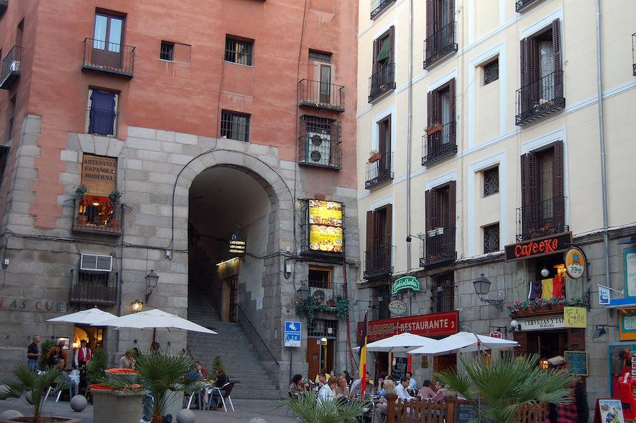 Calle de Cuchilleros