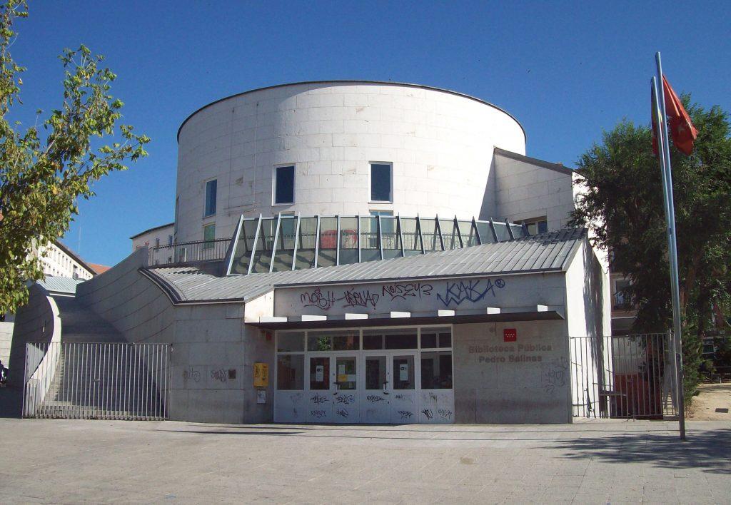 Biblioteca Pedro Salinas