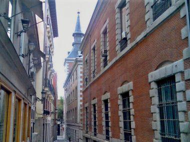 Calle de Santo Tomás