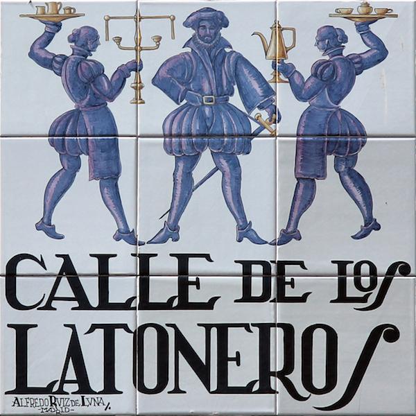 Calle de los Latoneros