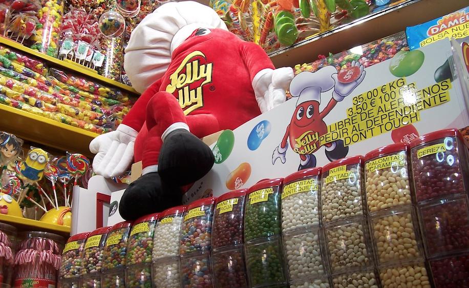 Caramelos Paco La Latina