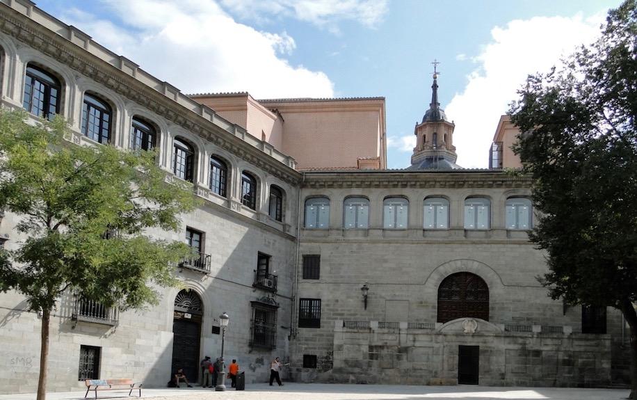 Plaza de la Paja, Madrid