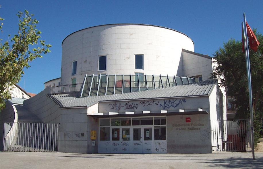 Biblioteca Pedro Salina