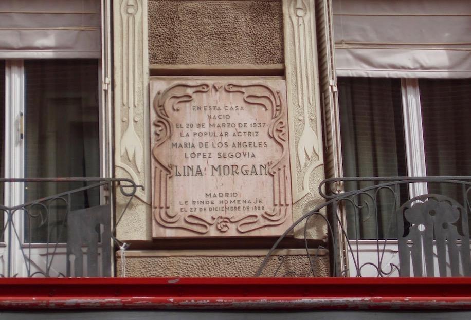 Casa natal Lina Morgan