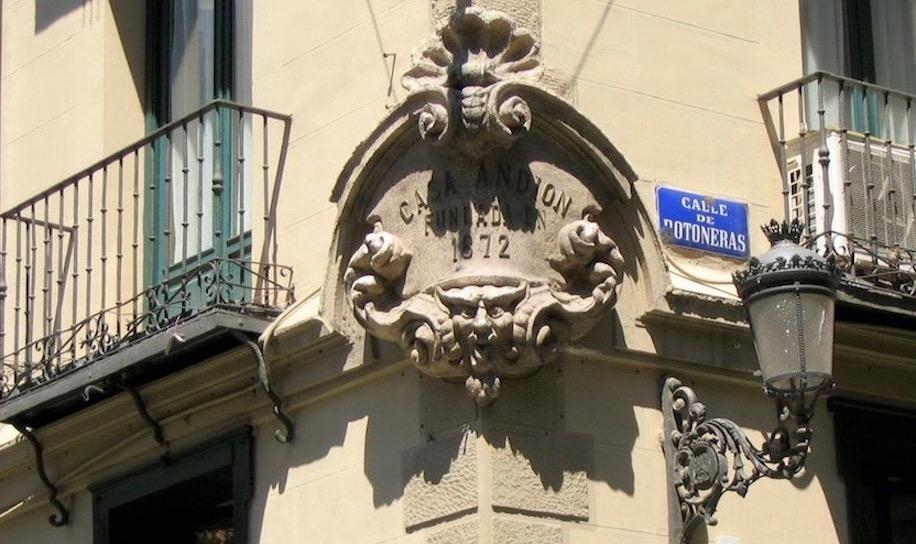 Calle de Botoneras