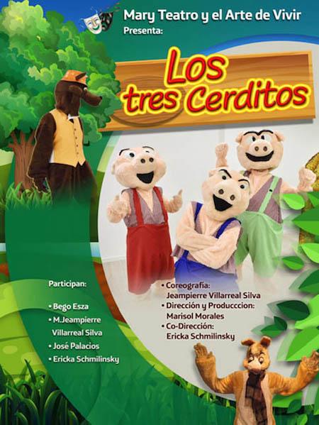 Teatro Infantil barrio de La Latina