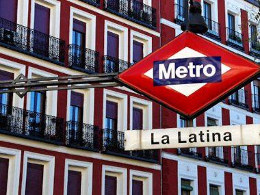 Metro de La Latina