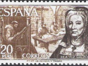Beatriz Galindo 'La Latina'