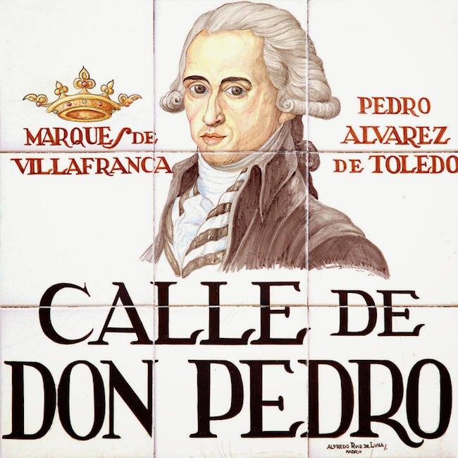 Calle de Don Pedro
