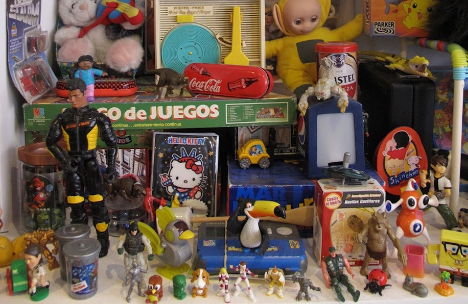 Tiendas curiosas La Latina