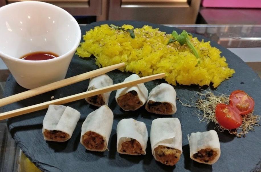 Restaurantes vegetarianos La Latina