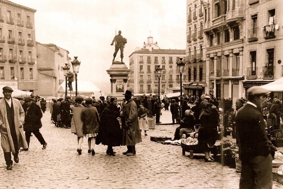 Plaza de Cascorro