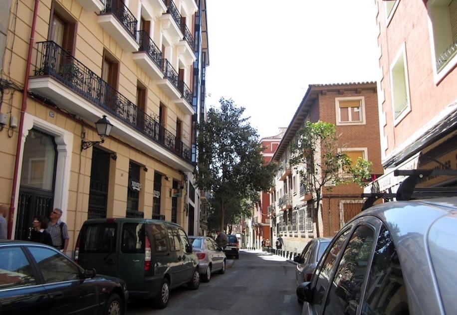 Calle del Humilladero